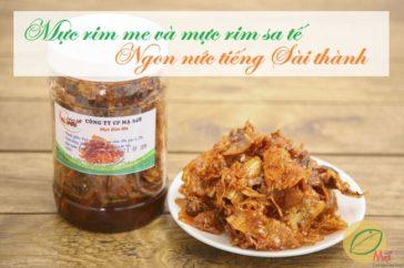 Bảng giá mực rim và hải sản khô đúng gốc Nha Trang